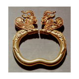 Gold Armlet with Terminals in the Form of Griffins from the Oxus Treasure Giclee Print