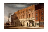 East London Theatre, Formerly 'The Lyceum', 1826 Giclee Print by Daniel Havell