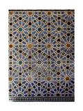 Ceramic Tiles Giclee Print