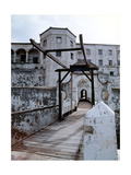 Elmina Castle Was Built by the Portuguese in 1482 and Used by Them and Later by Dutch and English… Giclee Print