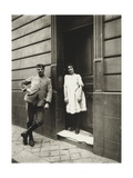 Untitled Giclee Print by Eugene Atget