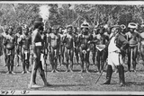Indigenous Police of Noumea, New Caledonia Photographic Print