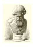 Plato Giclee Print
