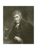 Portrait of Nollekens Giclee Print by Sir William Beechey