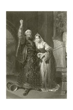 Marino Faliero Giclee Print by John Rogers Herbert