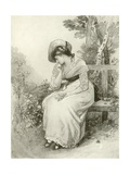 Perdita Giclee Print by George Adolphus Storey