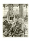 Timon of Athens Giclee Print by Henry Holiday