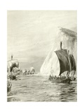 There Is a Tide in the Affairs of Men' Giclee Print by William Lionel Wyllie