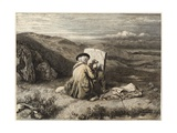 Old Mortality Giclee Print by John Faed