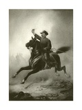 Sheridan's Ride Giclee Print by Thomas Buchanan Read