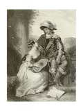 Love Giclee Print by Edward Henry Corbould