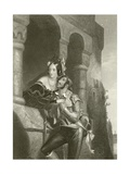 Good Night Giclee Print by Edward Henry Corbould