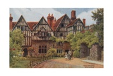The Close Gate, Winchester Giclee Print by Alfred Robert Quinton