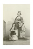 The Senoritta and Her Nurse Giclee Print by Sir David Wilkie