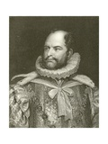 His Royal Highness Prince Augustus - Frederick, Duke of Sussex Giclee Print by Thomas Phillips