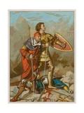 Julius II Enters the Breach at Mirandola Giclee Print