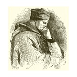 Wolsey Giclee Print by Sir John Gilbert