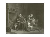 Saturday Night Giclee Print by Sir David Wilkie