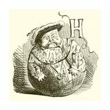 King Henry Viii Giclee Print by John Leech