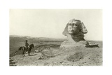 Napoleon and the Sphinx Giclee Print by Jean Leon Gerome