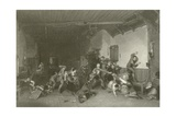 Blind Man's Buff Giclee Print by Sir David Wilkie