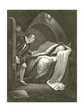 The Death of Mortimer Giclee Print by James Northcote