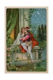 Romeo and Juliet Giclee Print