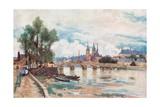 Blois Giclee Print by Herbert Menzies Marshall