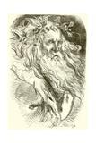 King Lear Giclee Print