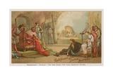 Scene from Shakespeare's 'Hamlet' Giclee Print