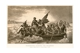 Washington Crossing the Delaware Giclee Print
