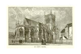 St. John's Chapel Giclee Print