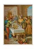 The Feast of the Vow of the Pheasant Giclee Print