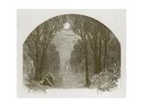 Cumnor Hall Giclee Print by Myles Birket Foster