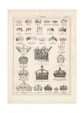 Crown Giclee Print
