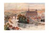 Poitiers Giclee Print by Herbert Menzies Marshall