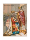 The Emperor Charlemagne Giclee Print