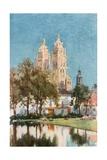 St Gatieu, Tours Giclee Print by Herbert Menzies Marshall