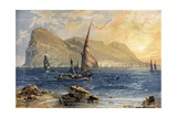 Gibraltar Giclee Print by Edward Whymper