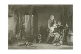 The Highlander's Return Giclee Print by Sir David Wilkie