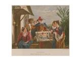 Autolycus Giclee Print by Charles Robert Leslie