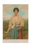 Humility Giclee Print by Charles Edward Perugini