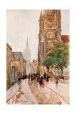 St. Pierre, Contances Giclee Print by Herbert Menzies Marshall