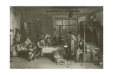 Distraining for Rent Giclee Print by Sir David Wilkie