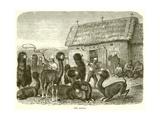 The Alpaca Giclee Print