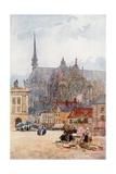 Rheims Giclee Print by Herbert Menzies Marshall