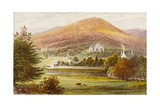 Crathie Church, Balmoral Giclee Print by  English School
