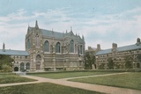 Keble College Photographic Print by  English Photographer