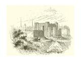 Chateau D'Angouleme Giclee Print
