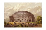 Royal Albert Hall Giclee Print